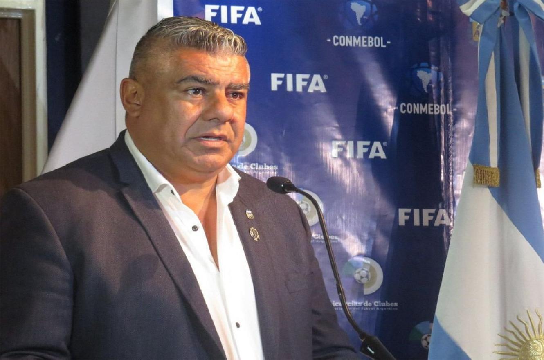 Conmebol le quitó a Chiqui Tapia la representación interina ante la FIFA