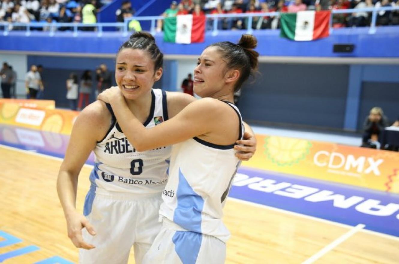 Básquet: dos entrerrianas jugarán el Mundial U19 con la selección argentina