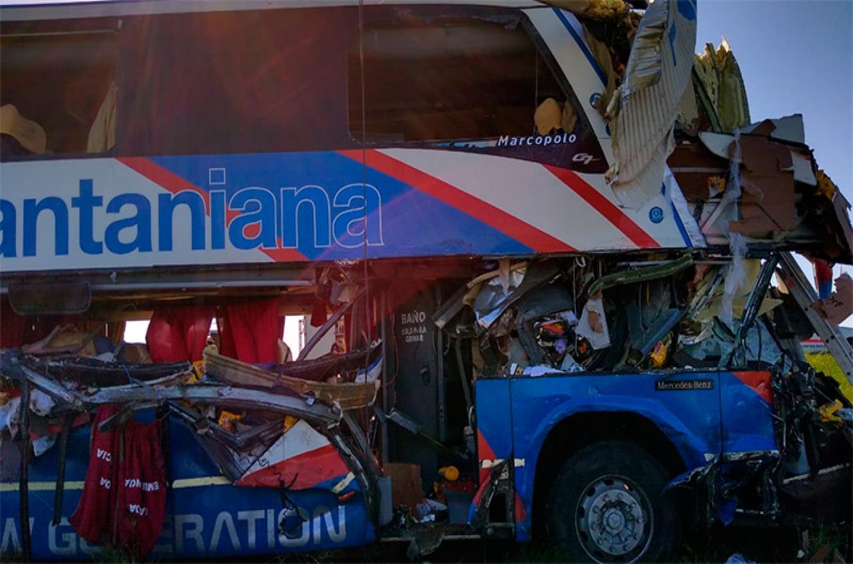 Accidente autovía 14.