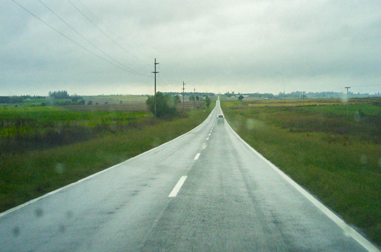 Rutas y caminos.