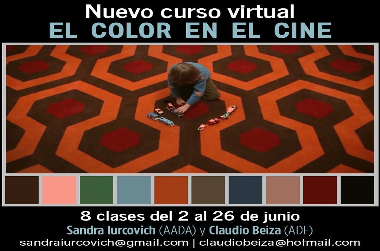 """""""El color en el cine"""""""