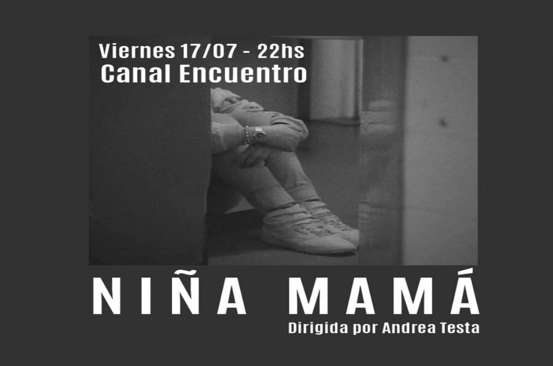 """""""Niña Mamá"""", de Andy Testa"""