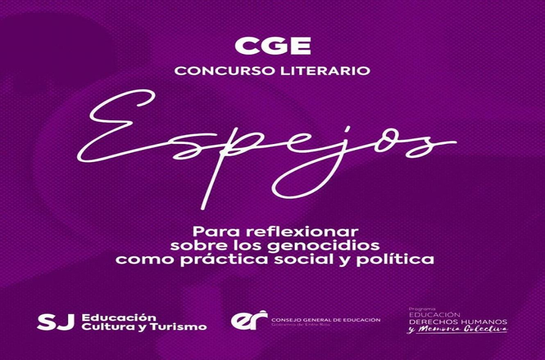 Concurso Literario Espejos