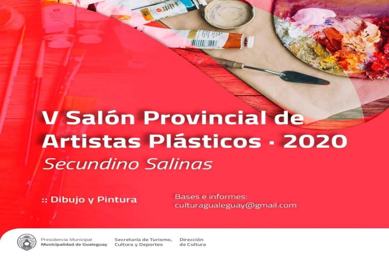 """""""V Salón Provincial de Artistas Plásticos Secundino Salinas"""""""