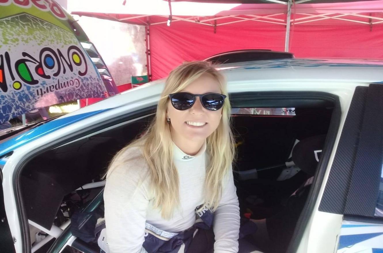 """""""Cada Rally será un aprendizaje"""", indicó la concordiense Nadia Cutro"""