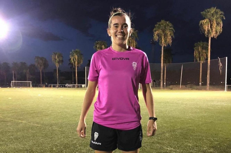 La entrerriana Sofía Schell se unió a la pretemporada del Córdoba CF