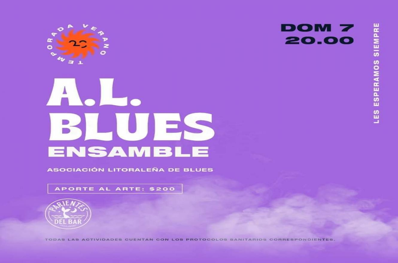 Asociación Litoraleña de Blues