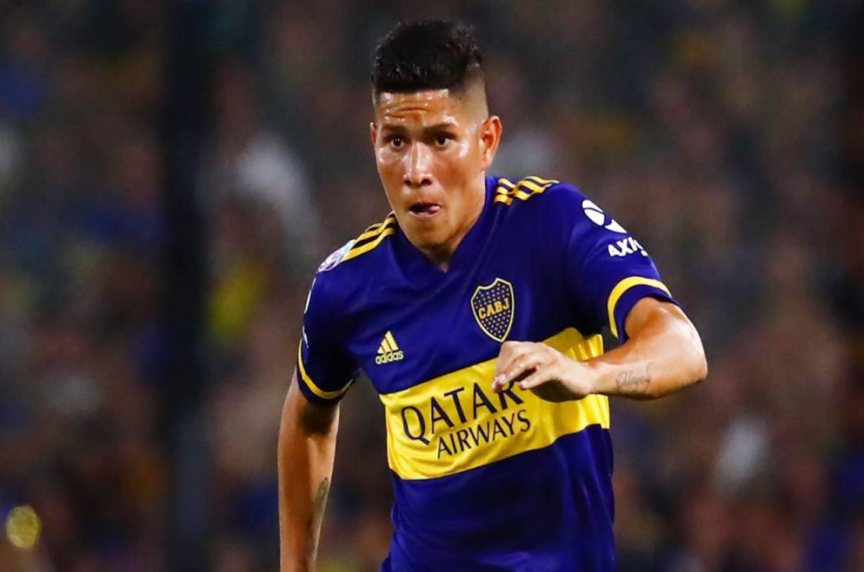 Rojo y Campuzano dieron negativo sus test y estarán para Boca ante Patronato