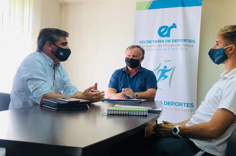 Beach Volley: Cerrito recibirá al Circuito Nacional con apoyo de la provincia