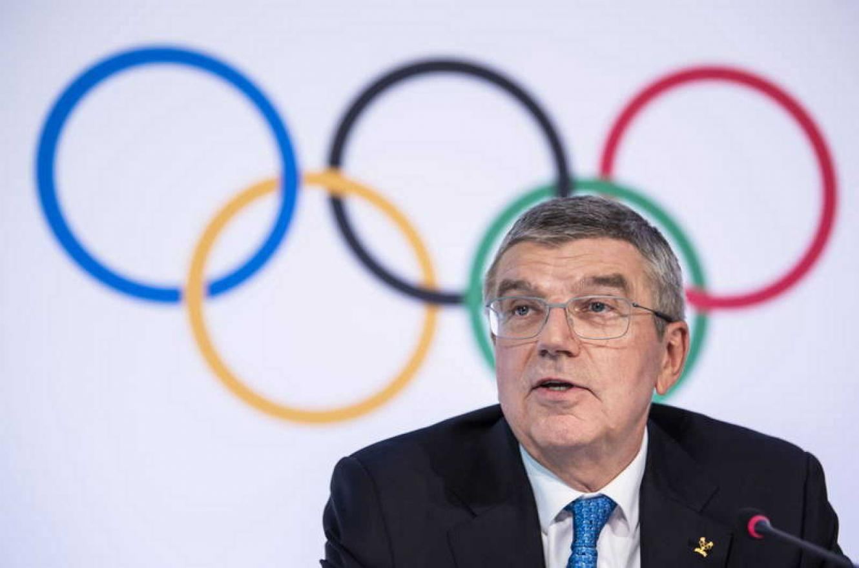 El titular del COI confía en que los Juegos Olímpicos tendrán público en los estadios