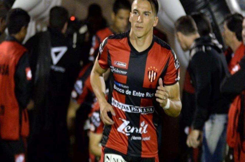 Patronato confirmó el regreso del paranaense Lautaro Geminiani