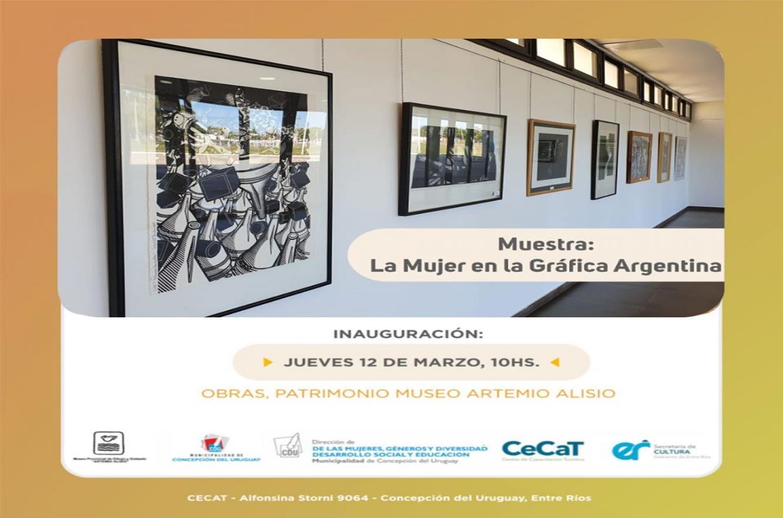 """""""La Mujer en la Gráfica Argentina"""""""