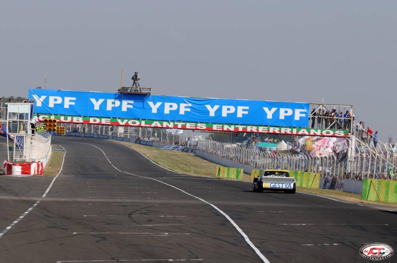 El autódromo de Paraná reabrirá sus puertas para pruebas de competición el 15 de agosto