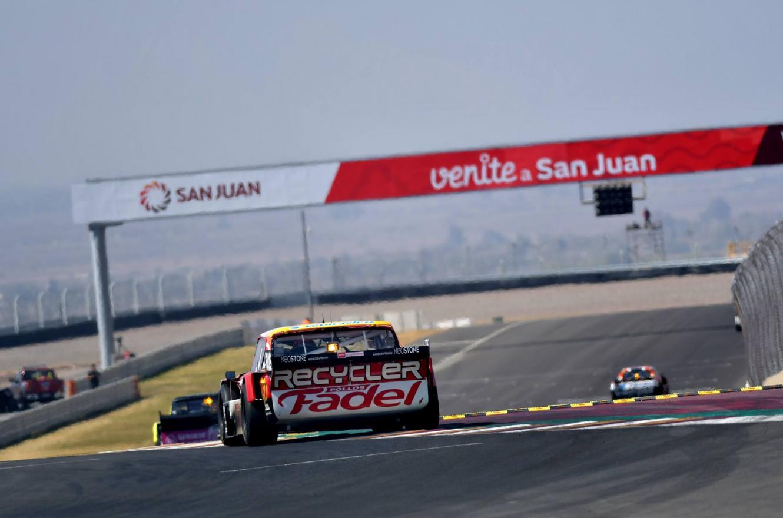 TC: el paranaense Werner se ubicó tercero en El Villicum, donde dominó Rossi