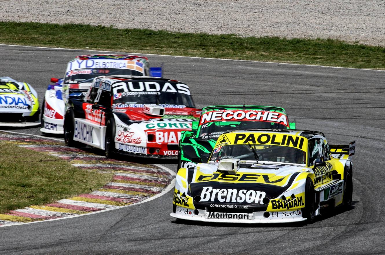"""TC: los entrerrianos Werner, """"Nico"""" Bonelli y Ponte dirán presente en San Nicolás"""