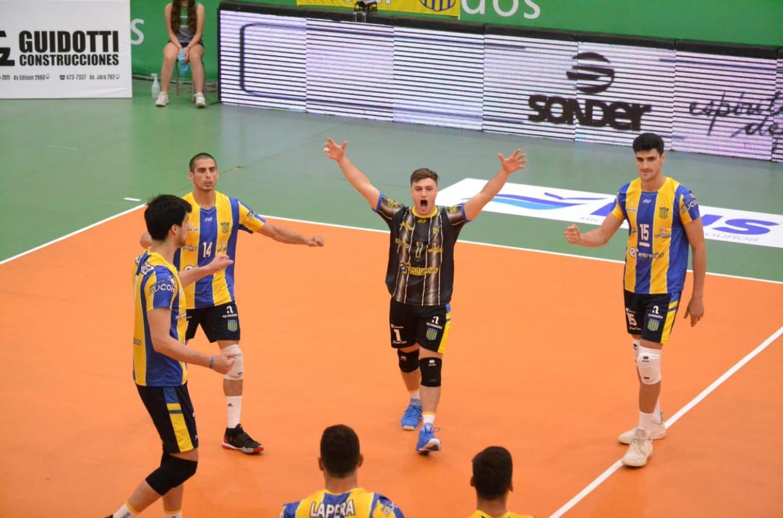 Paracao debutó con una victoria en la máxima categoría del vóley argentino