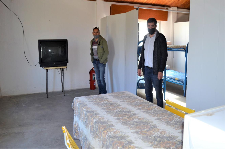 centro de aislamiento Covid Urdinarrain