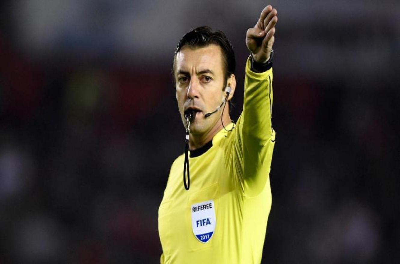Copa Libertadores: un brasileño dirigirá la semifinal de ida entre River y Boca