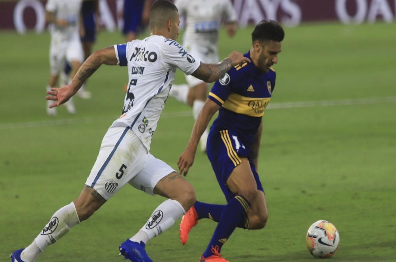 Tras el empate de ida, Boca buscará en Brasil su pase a la final de la Copa Libertadores