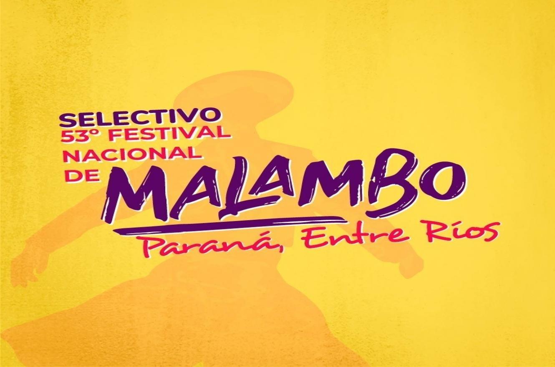 Selectivo Entrerriano, Festival Nacional de Malambo