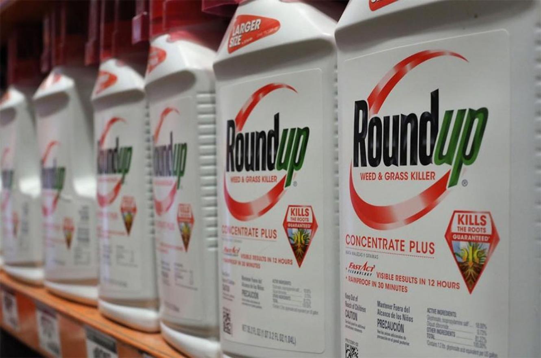 Roundup es la marca comercial del glifosato. La compilación da cuenta de los impactos que el glifosato provoca en la salud y el ambiente. La semana pasada Bayer ofertó 11 mil millones de indemnización por juicios.