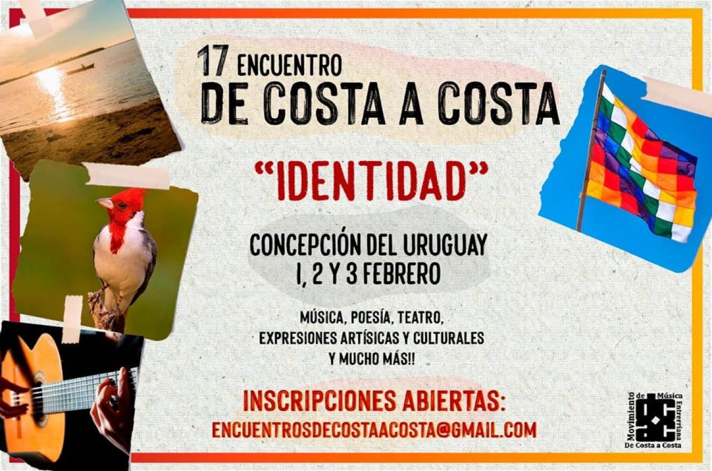 """17° Encuentro de """"De Costa a Costa"""""""