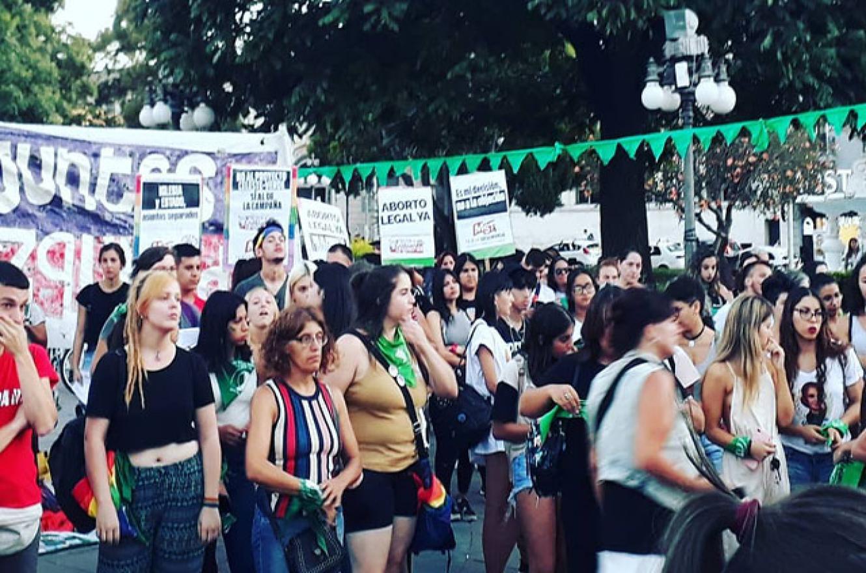 marcha aborto 19F