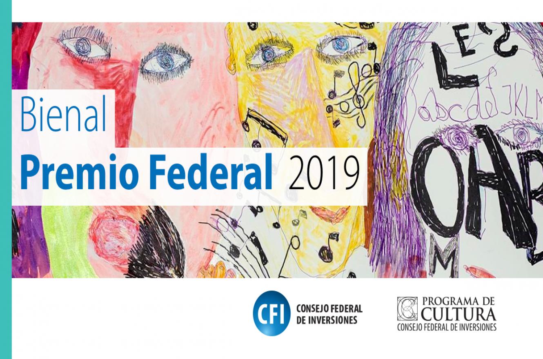 Premio Federal de Pintura 2019