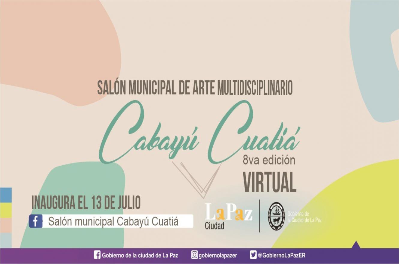 """Salón de Artistas """"Cabayú Cuatiá"""""""