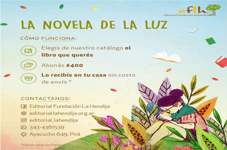 """""""La Novela de la Luz"""""""
