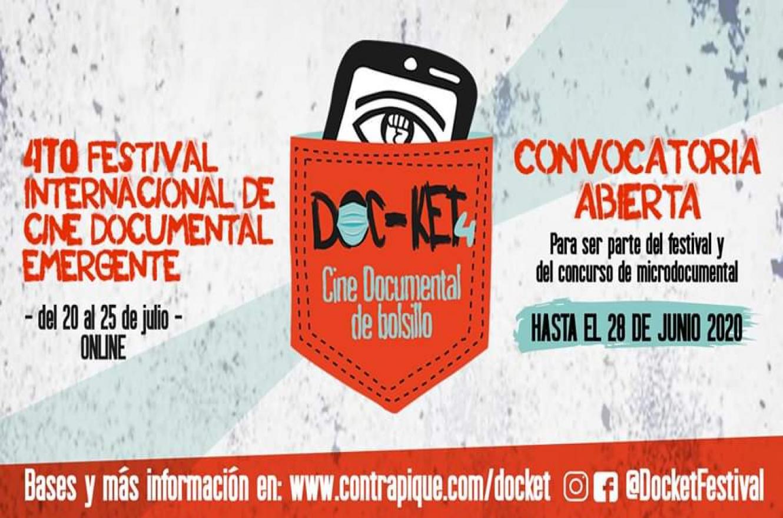 4° Festival de Cine Documental Emergente