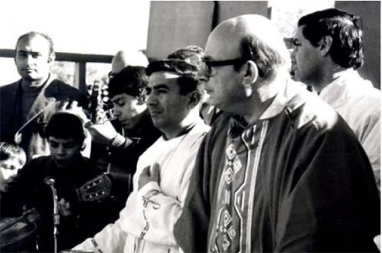 El obispo de La Rioja, monseñor Enrique Angelelli, asesinado en 1976, mártir y beato