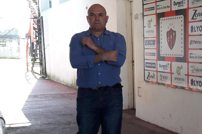"""Gustavo Abdala, pesimista con la vuelta del fútbol: """"Va a faltar mucho para que empiece"""""""