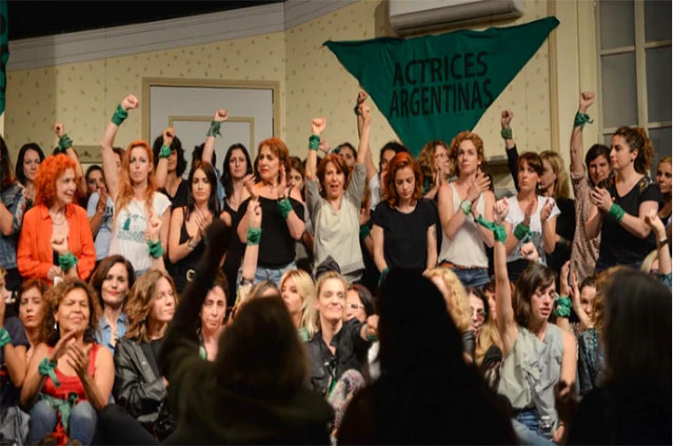 Actrices Argentinas