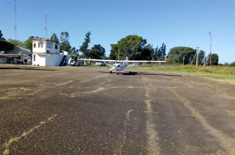El Aeródromo de Gualeguaychú será declarado de interés público y quedaría sujeto a expropiación.