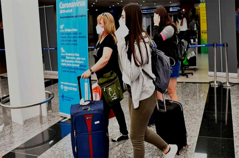 aeropuerto Covid