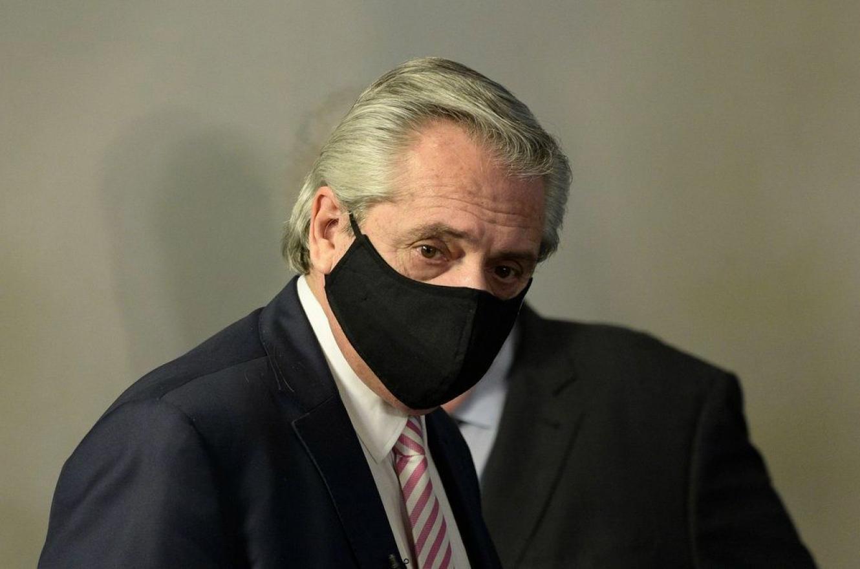 Alberto Fernández