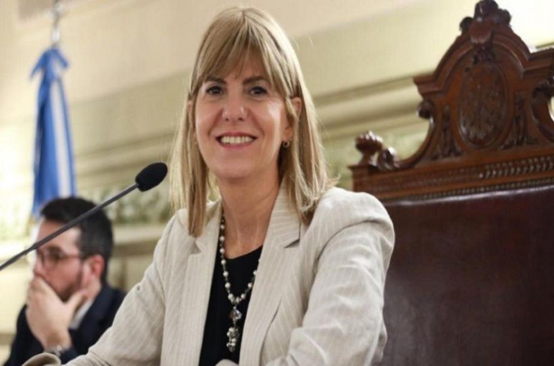 vicegobernadora de Santa Fe, Alejandra Rodenas