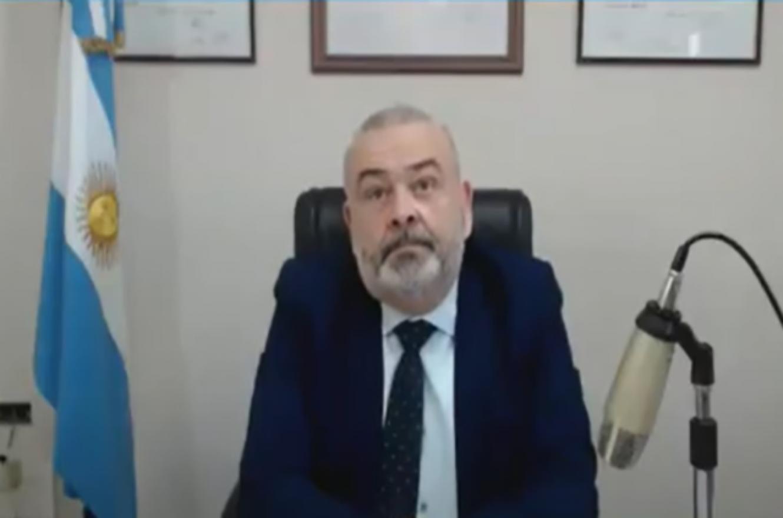 juez Diego Alonso