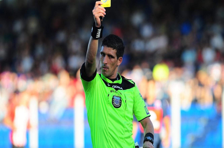 Andrés Merlos estará a cargo del arbitraje en la visita de Patronato al 15 de Abril