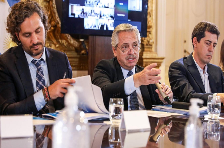 El programa incluye iniciativas generadas por Santiago Cafiero y Eduardo de Pedro, resultado del diálogo político impulsado esta semana con gobernadores.