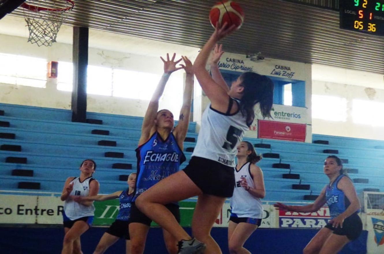 Básquet: nueve equipos serán parte de la Liga Provincial Femenina de Mayores