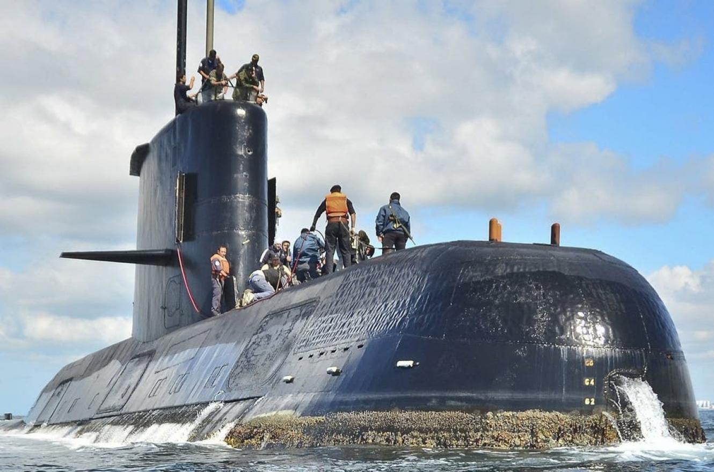 ARA San Juan: imputaron y citaron a indagatoria a tres jefes de la Armada