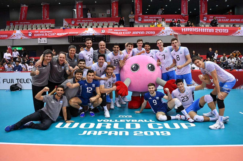 Argentina voleibol