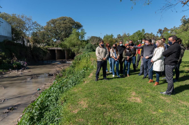 """Presentaron la jornada """"Limpieza de Arroyos y Cuidado del Ambiente en Paraná"""""""