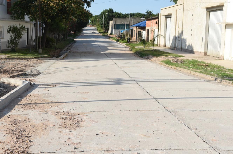 El municipio de Concepción del Uruguay continúa la inversión en asfaltado