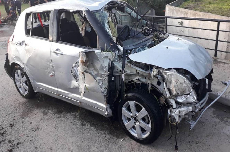 Las pertenencias encontradas en el auto de Fiorella fueron entregadas a un tío de ella bajo acta, de acuerdo a lo ordenado por el fiscal Martín Wasinger.