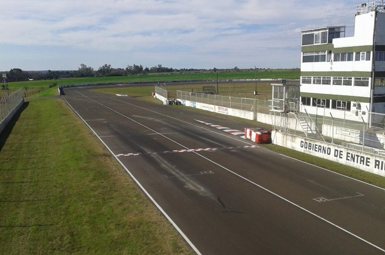 Habrá pruebas para pilotos de otras provincias en el autódromo de Paraná