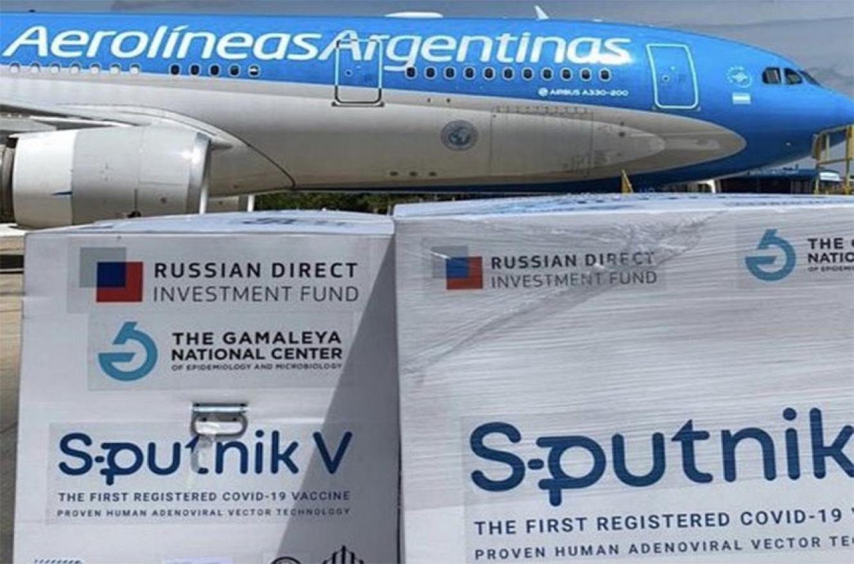 Rusia confirmará mañana el cronograma de entrega de las vacunas contra el coronavirus y a partir de esa instancia se programarán los vuelos por Aerolíneas Argentinas.