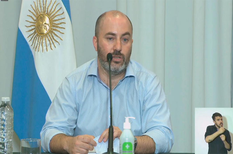 subsecretario de Redes Integradas, Marcos Bachetti